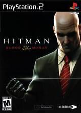 Hitman Blood Money PS2 Playstation 2 Game