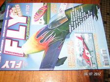 Fly n°152 FW 190 Katana 50 Henshel 129 Smart Fly