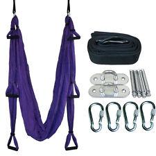 Decompression Inversion Yoga Swing Hammock Therapy Pilates Anti-Gravity Flying N