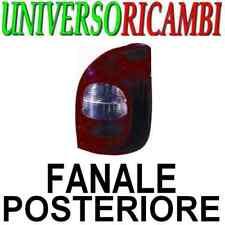 FANALE POSTERIORE SINISTRO CITROEN XSARA PICASSO 99-03