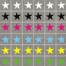 Estrella De Mar Pegatinas de Pared Arte (calcomanías) Impermeable, trabajarán en azulejos/Vidrio/Cerámica