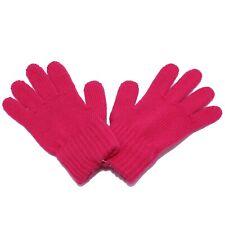 3626Y guanti bimba girl CATYA wool fuxia gloves