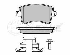 Audi A4 B8 A5 Q5 Rear Brake Pads 8K0698451C 8K0698451B 8K0698451A