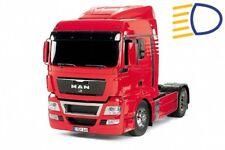 Tamiya MAN TGX 18.540 4x2 XlX Red Edition + LED-lichtset #300056332led