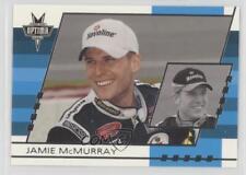 2003 Press Pass Optima #17 Jamie McMurray Aube Racing Card