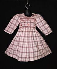Enfants Filles Robe Swing Chien Dent Imprimé Fashion Robes Neuf Âge 3-13 Ans
