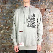 Blend Five Hoodie Hooded Sweatshirt Jumper Brand New - Grey in L