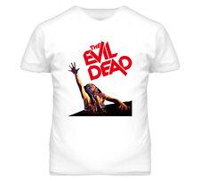 The Evil Dead Horror Movie Cult Classic Retro T Shirt