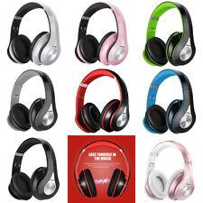 Mpow 059 Bluetooth Headphones Over Ear Stereo Bass Wireless Headset Foldable Mic
