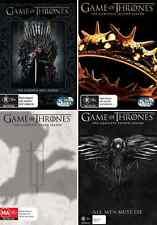 Game Of Thrones DVD - NEW - SEASON 1, 2, 3, 4 (Choose ANY Season)