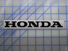 "Honda Decal Sticker 7.5"" 11"" CRX Civic Accord CRV Pilot Outboard Prop Hat Shirt"