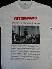 Pet Sematary Plot Cat Horror Movie T-Shirt