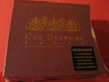 "MFSL-UDCD 3-661 CAT STEVENS "" THREE ""(3-GOLD-CD-BOX/USA/FACTORY SEALED/LIMITED"