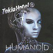 TOKIO HOTEL: Humanoid  Audio CD