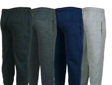 New Mens sm sport Fleece Joggers, Tracksuit Bottoms, Track Sweat Jogging Pants