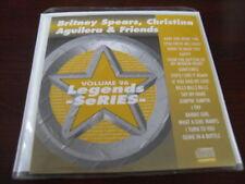 LEGENDS KARAOKE CD+G VOL 096 BRITNEY SPEARS CHRISTINA AGUILERA & FRIENDS SALE
