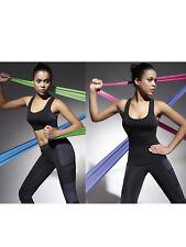 Camicia Sport Top T-Shirt Radler Jogging Yoga Fitness Sportshirt Stretch Teamtop