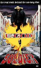 U-God - Rise of a Fallen Soldier (DVD, 2004) Wu-Tang Clan