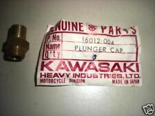 NOS Kawasaki H1R A1 KH100 G4TR Plunger Cap 16012-004