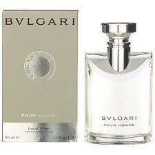 Bvlgari Pour Homme Cologne Perfume For Men Eau de Toilette Spray New In Box