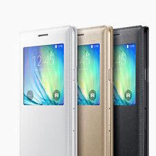 Nouveau Coque Samsung Galaxy J1 J5 J7 Flip Cover View au Choix Cover Housse étui