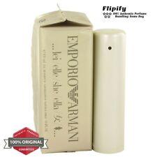 Emporio Armani Perfume 3.3 1.7 oz 100ML GIORGIO ARMANI FOR WOMEN EDP Spray NIB