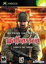 Return to Castle Wolfenstein: Tides of War (Microsoft Xbox, 2003)