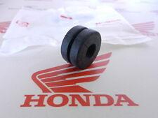 Honda XR 75-600 Gummi Dämpfer Dämpfungsgummi Befestigung Original neu rubber