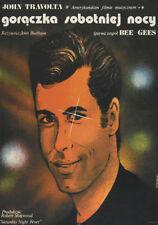 Saturday night fever John Travolta movie poster #3