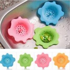 Kitchen Filter Bath Tub Sink Strainer Filter Drain Protector Food Hair Catcher S