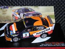 Seat Cordoba WRC du rally RAC Navarra de Tierra de 2001