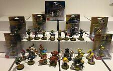 Amiibo Zelda Breath of the wild Series Link Zelda daruk mipha urbosa Feb 19th