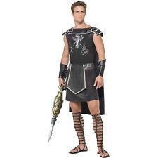 Centurian Gladiator Spartan Warrior Roman Adults Mens Fancy Dress Costume