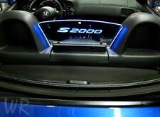 Honda S2000 wind blocker deflector accessories windscreen lighted graphics RARE