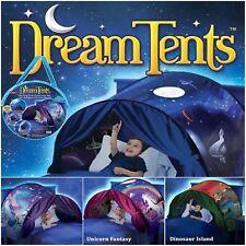 Kids Dream Tents Night Space Adventure Wonderland Foldable Tent Pop up tents gif