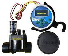 Programmateur d'arrosage Electrovanne HUNTER NODE 100+EV pompe jardin irrigation