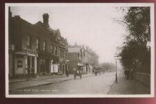 Cheshire STOCKPORT Heaton Moor Rd RP PPC 1918