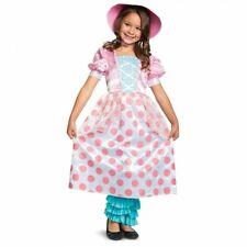 Disguise Disney Toy Story 4 Bo Peep Deluxe Childrens Halloween Costume 50548