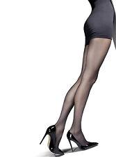 Plus Size XL XXL Transparent Semi Matt Classic Hosiery Tights Pantyhose T35