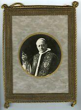 ITALIE . PAPE Pie XI . POPE  religion - photo circa 1920