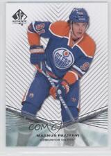 2011-12 SP Authentic #124 Magnus Paajarvi Edmonton Oilers Hockey Card