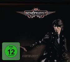 CD DVD Schöngeist Keine Zeit  Deluxe Edition