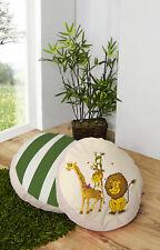 Ticaa Rundes Kissen-Set für Kinderzimmer, 2-teilig NEU