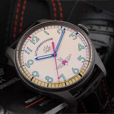 STURMANSKIE Gagarin 2609 Erste Uhr im Weltraum Russische Uhr POLJOT Handaufzug