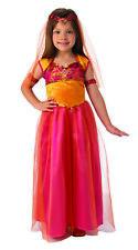 Bollywood Girl Childs Dancer Arabian Princess Halloween Costume