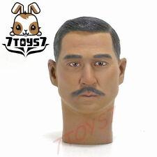 ACI Toys 1/6 Generalissimo Sun Yat Sen_ Head _100 Anni Revolution 1911 B AT025B