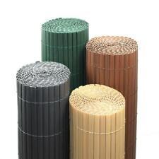 B-Ware PVC Sichtschutzmatte Sichtschutzzaun Sichtschutz für Zaun Balkon