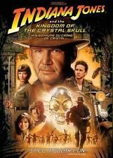 Indiana Jones/Kingdom of the Crystal Skull (DVD, 2008) Brand  N E W!!!