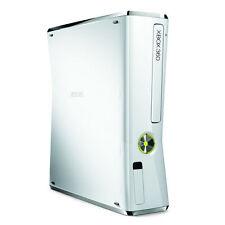 Microsoft Xbox 360s  250GB White Console