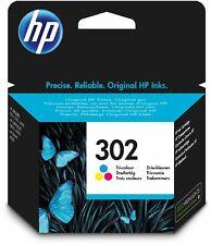 HP302 Colour Original HP Printer Ink Cartridge F6U65AE
